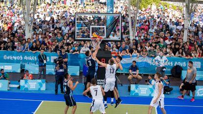 """EK basket 3x3 in juni 2020 op Antwerpse Groenplaats: """"Precies 100 jaar na de Olympische Spelen"""""""
