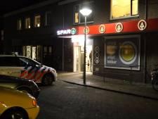 Minderjarige verdachte opgepakt voor overval in Spar in Nijkerkerveen