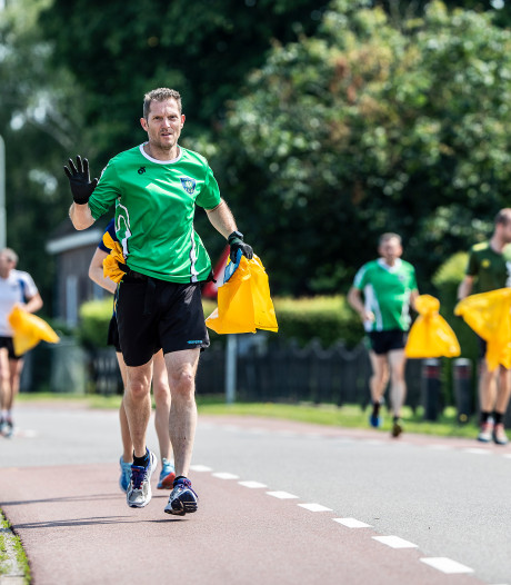 Plogging: joggen en zwerfafval ruimen in één adem in Duiven