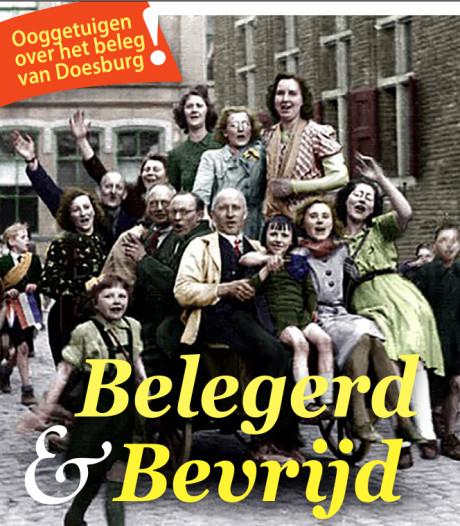 Oorlogsdagboeken over belegering verspreid in Doesburg