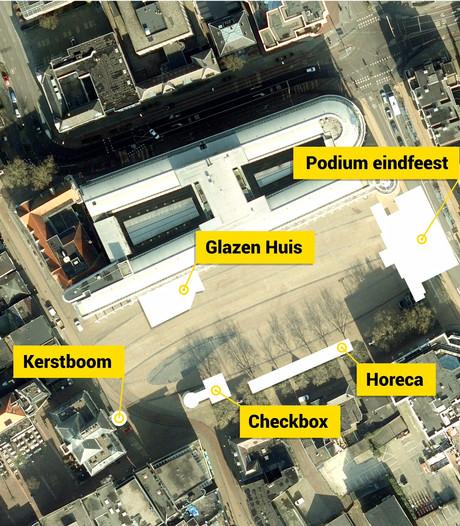 Ook eindfeest Serious Request dit jaar op Marktplein Apeldoorn