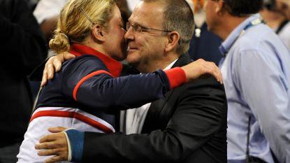 """Bob Verbeeck, vorige manager van Clijsters: """"Ik geloof in haar, omdat ze zo vastberaden is"""""""