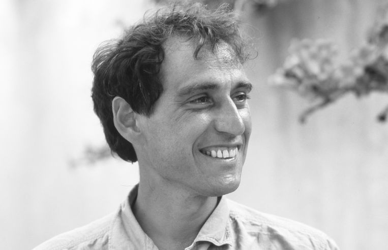 Edo Arnoldussen in 1989. Beeld