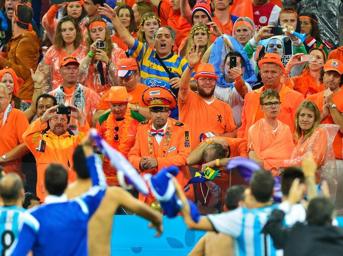 De kleur die we nauwelijks zullen zien tijdens dit WK