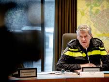 Korpschef: fouten gemaakt bij inschatten aantal betogers