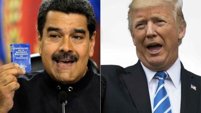 President Venezuela bereid om met Trump te praten