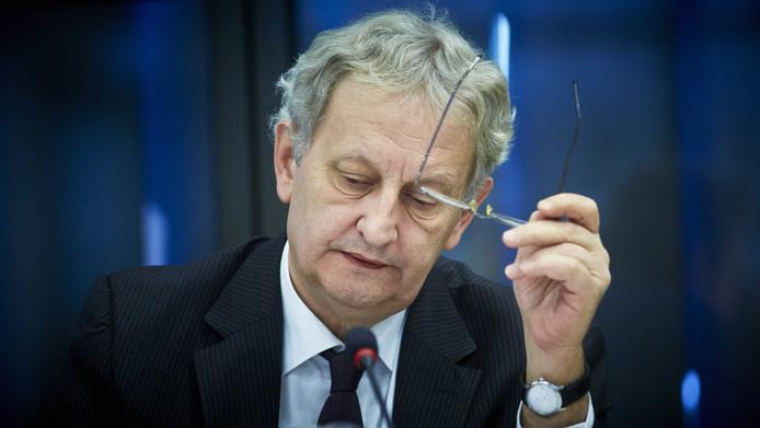Van der Laan bakte een eitje voor de stembrigade