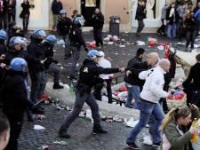 Rotterdam en Rome samen op zoek naar relschoppers