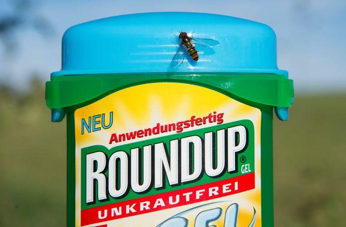 De onkruidverdelger Roundup wordt ook in Europa verkocht.