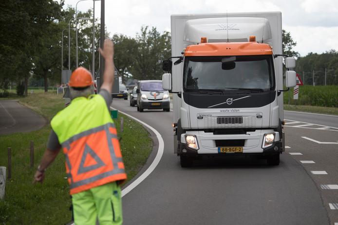 Verkeersregelaars lijken het steeds vaker te moeten ontgelden.