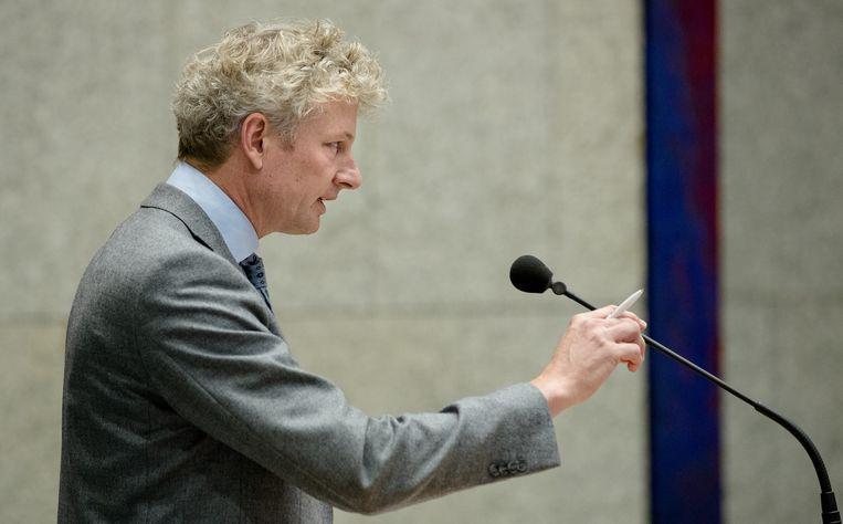 VVD-kamerlid René Leegte. Beeld ANP
