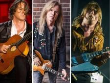 Gitaristen over Eddie van Halen: Alsof er een raketmotor in een lelijk eendje ging
