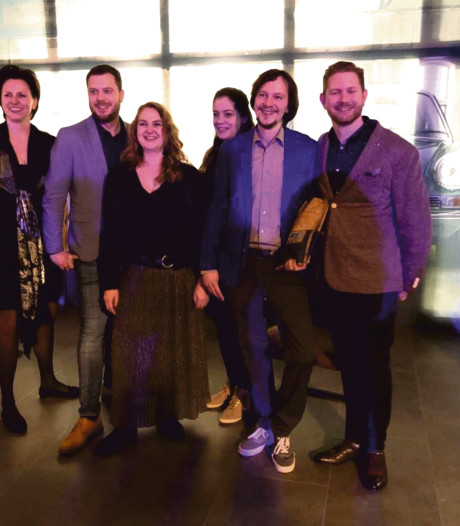 Grensoverschrijdende vereniging voor jonge ondernemers: we zoeken meer Nederlanders