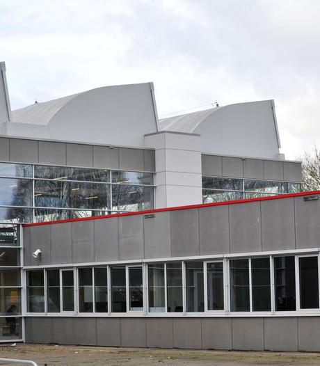 Maaiveld | Nieuwe Twickel College is de tijdelijkheid voorbij