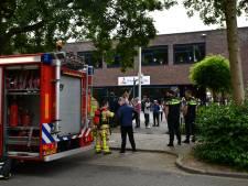 Leerkracht en leerlingen vast in lift bij basisschool Harderwijk