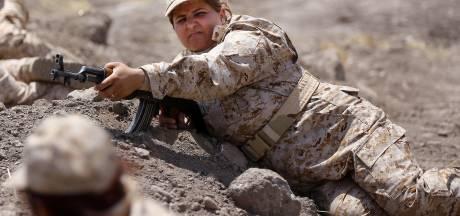IS' grootste nachtmerrie: het Koerdische vrouwenleger