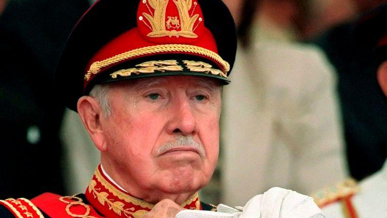 Pinochet Beeld EPA
