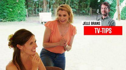 Dina Tersago verrast in 'Blind Gekocht' en het coronavirus uitgelegd: tv-tips om de lockdown even te vergeten