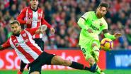Zes punten: La Liga opnieuw (een beetje) spannend na puntenverlies Barça bij Bilbao