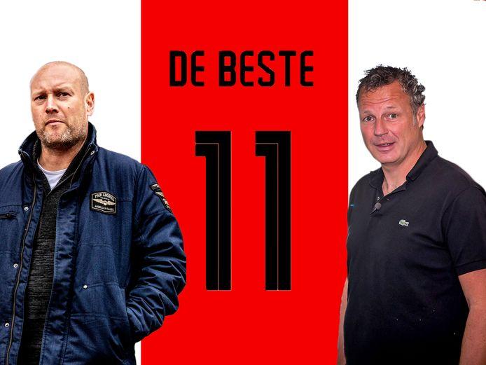 De Beste Elf van Ajax.