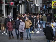 Drukte op Black Friday afgenomen na oproep binnenstad te mijden