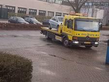 Wéér dronken en zonder rijbewijs: auto afgepakt door politie op A6