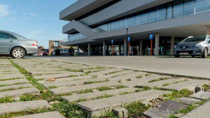 Verzakte parking Stadskantoor heeft al heraanleg nodig