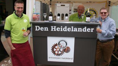 Rotary verwent fijnproevers met Heidelander