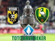 ADO staat voor zware klus bij Vitesse