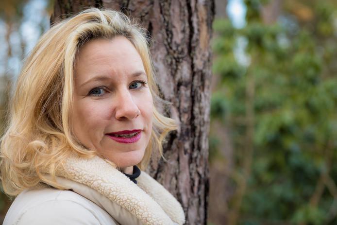 Burgemeester Jacqueline Koops-Scheele van Heerde (ChristenUnie).
