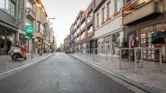 Vernieuwde Marktstraat zo goed als afgewerkt
