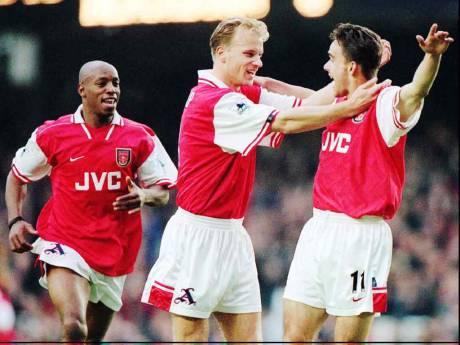 Arsenal-legende Ian Wright is voetbalverzameling kwijt