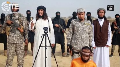 Islamitische Staat verklaart oorlog aan Hamas met executievideo