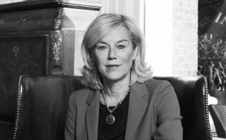 Sigrid Kaag: 'Ik twijfel vaak of ik mijn kinderen wel de hele wereld over had moeten slepen' Beeld Robin de Puy