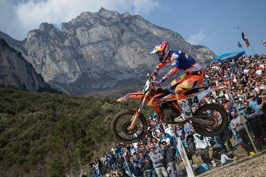 Jeffrey Herlings, GP Trentino, MXGP, motorcross, Pietramurata