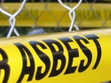 Tientallen bedrijven in regio werkten mogelijk met asbesthoudend straalgrit
