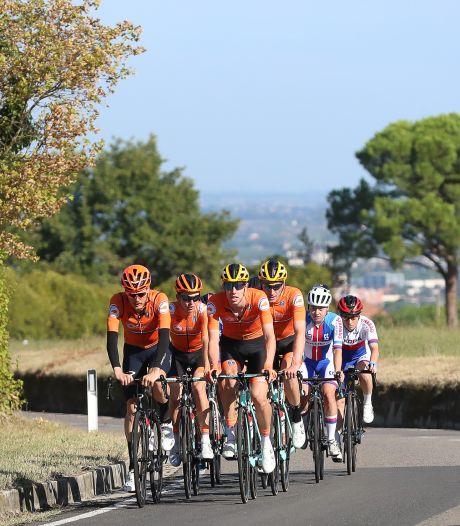 Pascal Eenkhoorn rijdt het WK wielrennen in dienst van Tom Dumoulin