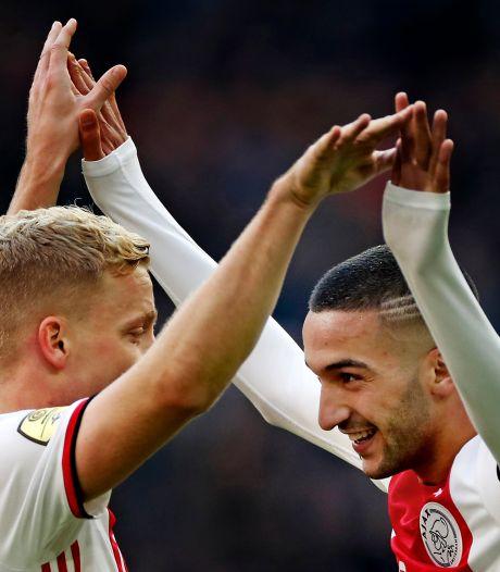 Eredivisie lijkt zich neer te leggen bij overmacht Ajax