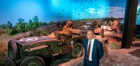 Directeur van Airborne Museum 'Hartenstein' in Oosterbeek hoopt op betere tijden na coronastilte