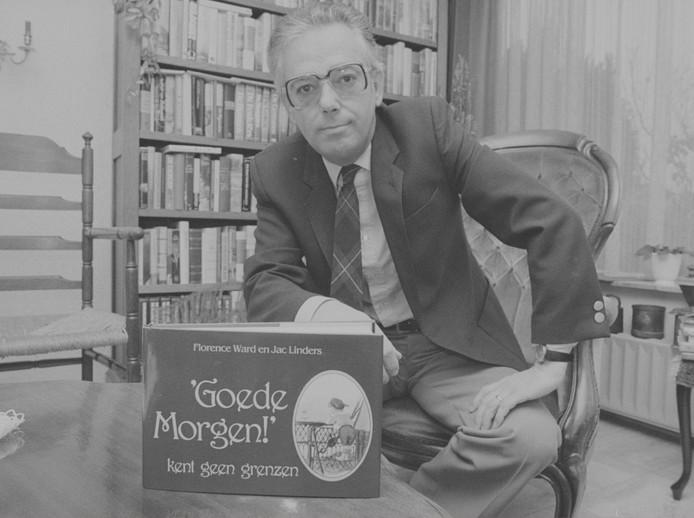 Kinderboekenschrijver en onderwijzer Jac Linders