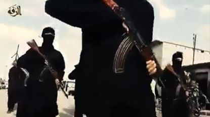 """Federaal parket voert onderzoek naar gekende beul van Raqqa, bijgenaamd """"de Belg"""""""