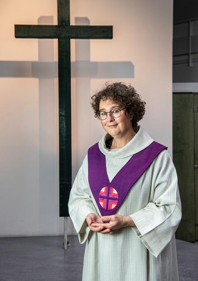 Pastor Joska van der Meer.