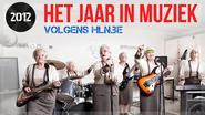 De songs die HLN.be's Top 150 van 2012 net niet haalden
