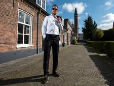 RKC-directeur Frank van Mosselveld was donderdag pas laat thuis