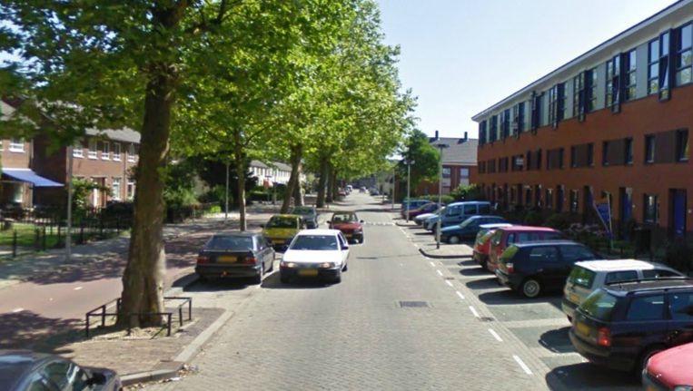 Woonwijk 't Broek Beeld Google Streetview