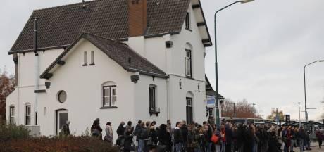 Storing tussen Cuijk en Nijmegen na 5,5 uur opgelost, treinverkeer komt weer op gang