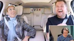Wim Oosterlinck becommentarieert Céline Dions carpool karaoke