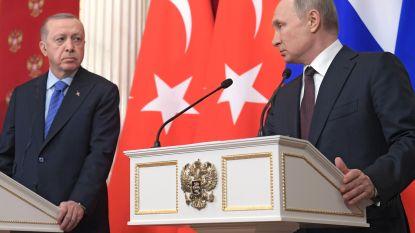 Turkije en Rusland zetten gesprekken over wapenstilstand in Libië verder