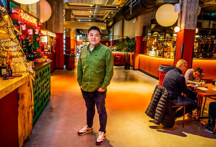 Chong Chu in de Rotterdamse Foodhallen: ,,We zijn laagdrempelig, iedereen is welkom.''