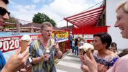Directrice van Heilig-Hartschool neemt afscheid met ijsjes